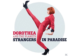 Dorothea And The Planets - Strangers In Paradise - (CD)
