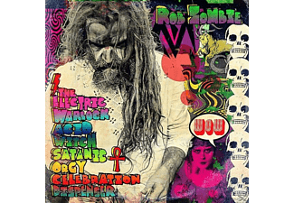 Rob Zombie - The Electric Warlock Acid Witch Satanic Orgy - (Vinyl)
