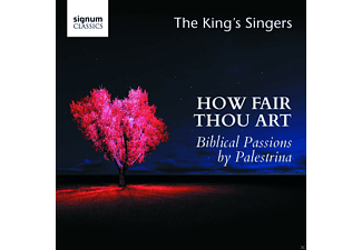 The King's Singers - How Fair Thou Art - (CD)