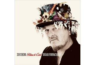 Zucchero - Black Cat - (CD)