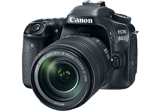 CANON EOS 80D EF-S 18-135mm IS USM - (1263C045AA)