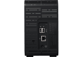 WD My Cloud™ EX2 Ultra, 12 TB, 3.5 Zoll, NAS, Anthrazit