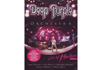 Deep Purple - Live At Montreux 2011 - (DVD)