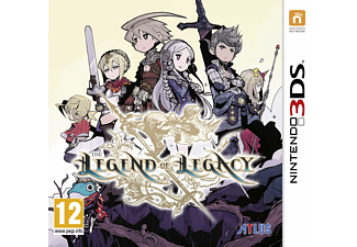 The Legend of Legacy | 3DS