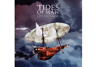 Tides Of Man - Dreamhouse - (CD)