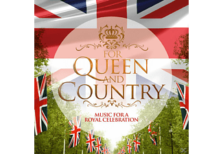 VARIOUS - For Queen & Country - (CD)