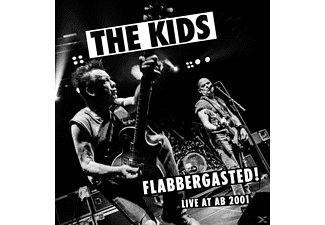 The Kids - Flabbergasted (Live At Ab 2001) - (Vinyl)