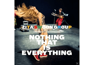 Zita Swoon Group - Nothing That Is Everything - (Vinyl)