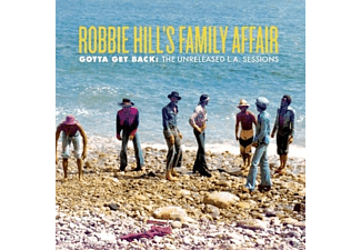 Robbie Hill's Family Affair - Gotta Get Back: The Unreleased L.A. - (Vinyl)
