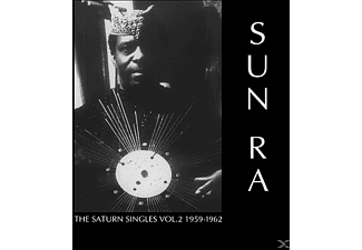 Sun Ra - The Saturn Singles Vol.2 - (Vinyl)