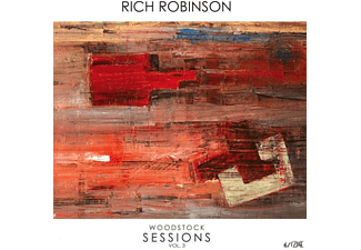 Rich Robinson - Woodstock Sessions Vol.3 (CD)