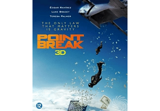 Point Break (3D) (2015) | Blu-ray
