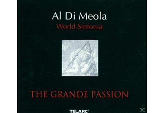 Al Di Meola - The Grande Passion - (CD)