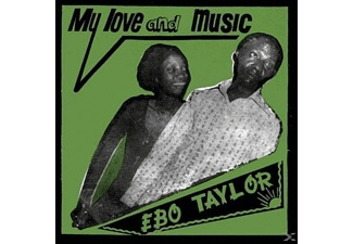 Ebo Taylor - My Love And Music - (CD)