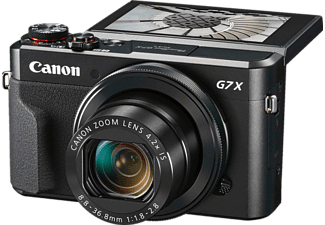 CANON Digitalkamera PowerShot G7 X Mark II, 20.1 Megapixel