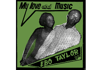 Ebo Taylor - My Love And Music - (Vinyl)