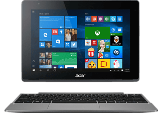 ACER Aspire Switch 10 V LTE (SW5-014-15UL), Convertible mit 10.1 Zoll, 64 GB Speicher, 4 GB RAM, Atom™ x5 Prozessor, Windows® 10 Home (64 Bit), Anthrazit