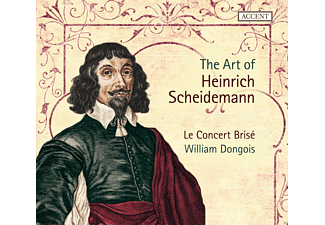 Odile Bernard, William Dongois, Alice Julien-Laferriere, Jean-Christoph Leclere - The Art Of Heinrich Scheidemann - (CD)