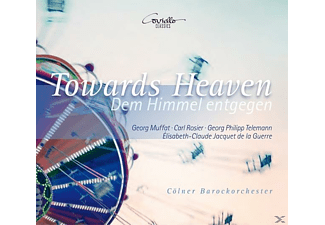 Cölner Barockorchester - Towards Heaven-Dem Himmel Entgegen - (CD)