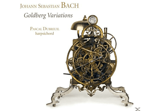 Pascal Dubreuil - Goldberg-Variationen Bwv 988 - (CD)