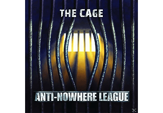 Anti-Nowhere League - The Cage - (Vinyl)