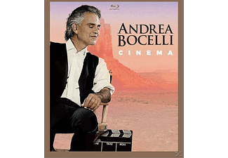 Andrea Bocelli, VARIOUS - Cinema (Special Edition) - (Blu-ray)