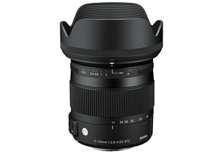 SIGMA 17-70mm F/2,8-4,0 DC OS HSM Contemporary Macro - Canon