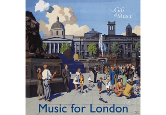 The Band Of The Welsh Guards, CHH Parry Harlow Chor - Music For London - (CD)