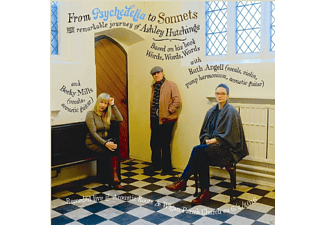 Ashley Hutchings - From Psychedelia To Sonnets - (CD)