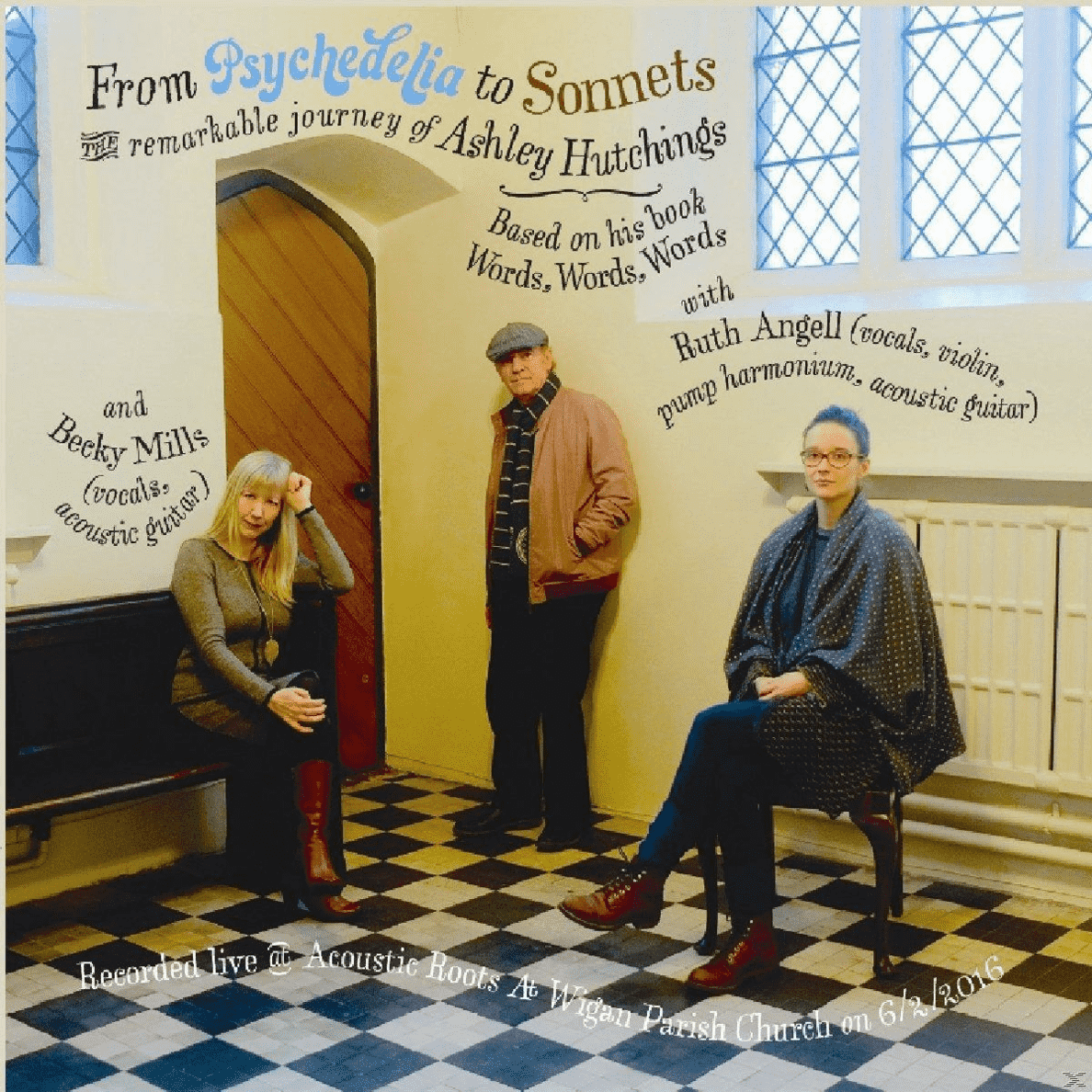 From Psychedelia To Sonnets Ashley Hutchings auf CD