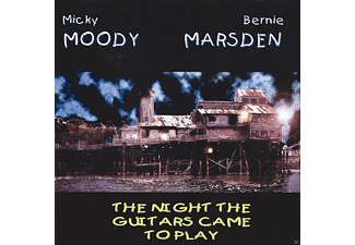 Micky Moody, Bernie Marsden - The Night The Guitars Came To - (CD)