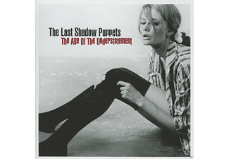 Last Shadow Puppets - Age of the Understatement CD