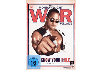 Monday Night War Vol.2 - Know Your Role - (DVD)