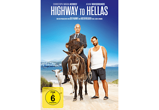 Highway To Hellas - (DVD)