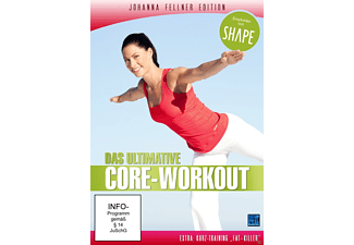 Johanna Fellner Edition - Das ultimative Core-Workout [DVD]
