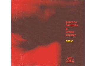 Gaetano Partipilo & Urban Society - Basic - (CD)