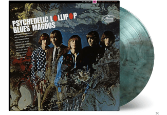 Blues Magoos - Psychedelic Lollipop (Ltd.Blue/Bla - (Vinyl)