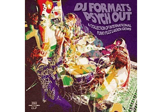 VARIOUS - Dj Format's Psych Out - (Vinyl)