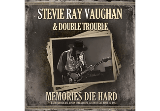 Stevie Ray & Double Trouble Vaughan - Live Radio Broadcast Austin Opera House,Austin Te - (CD)
