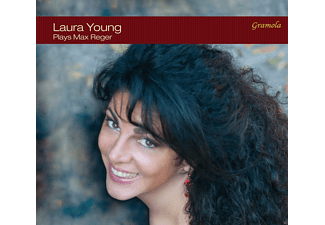 Laura Young - Laura Young Plays Max Reger [CD]