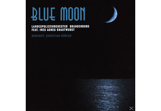 Landespolizeiorchester Brandenburg - Blue Moon - (CD)