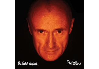 Phil Collins - No Jacket Required - Reissue (Vinyl LP (nagylemez))