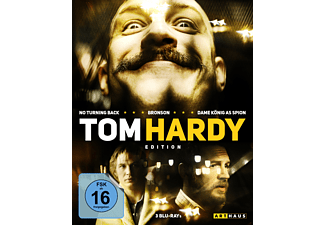 Tom Hardy Edition - (Blu-ray)