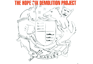 P.J. Harvey - The Hope Six Demolition Project CD