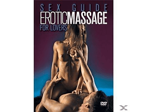 Sex Guide: Erotic Massage For Lovers - (DVD)