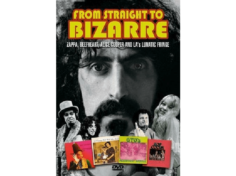 From Straight To Bizarre [DVD]