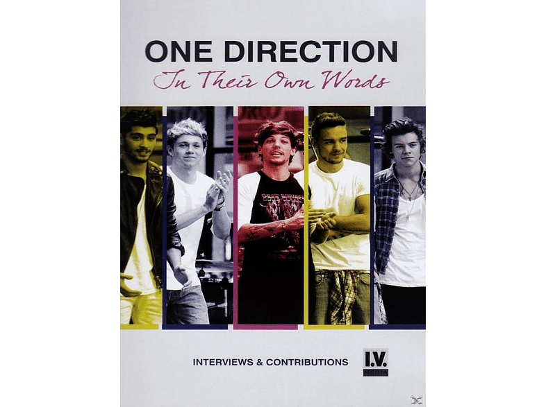 One Direction - In Their Own Words [DVD]