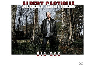 Albert Castiglia - Big Dog - (CD)