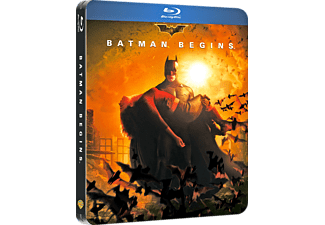 Batman Begins - Bluray - Edición Metálica