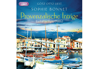 Provenzalische Intrige - 2 MP3-CD - Krimi/Thriller